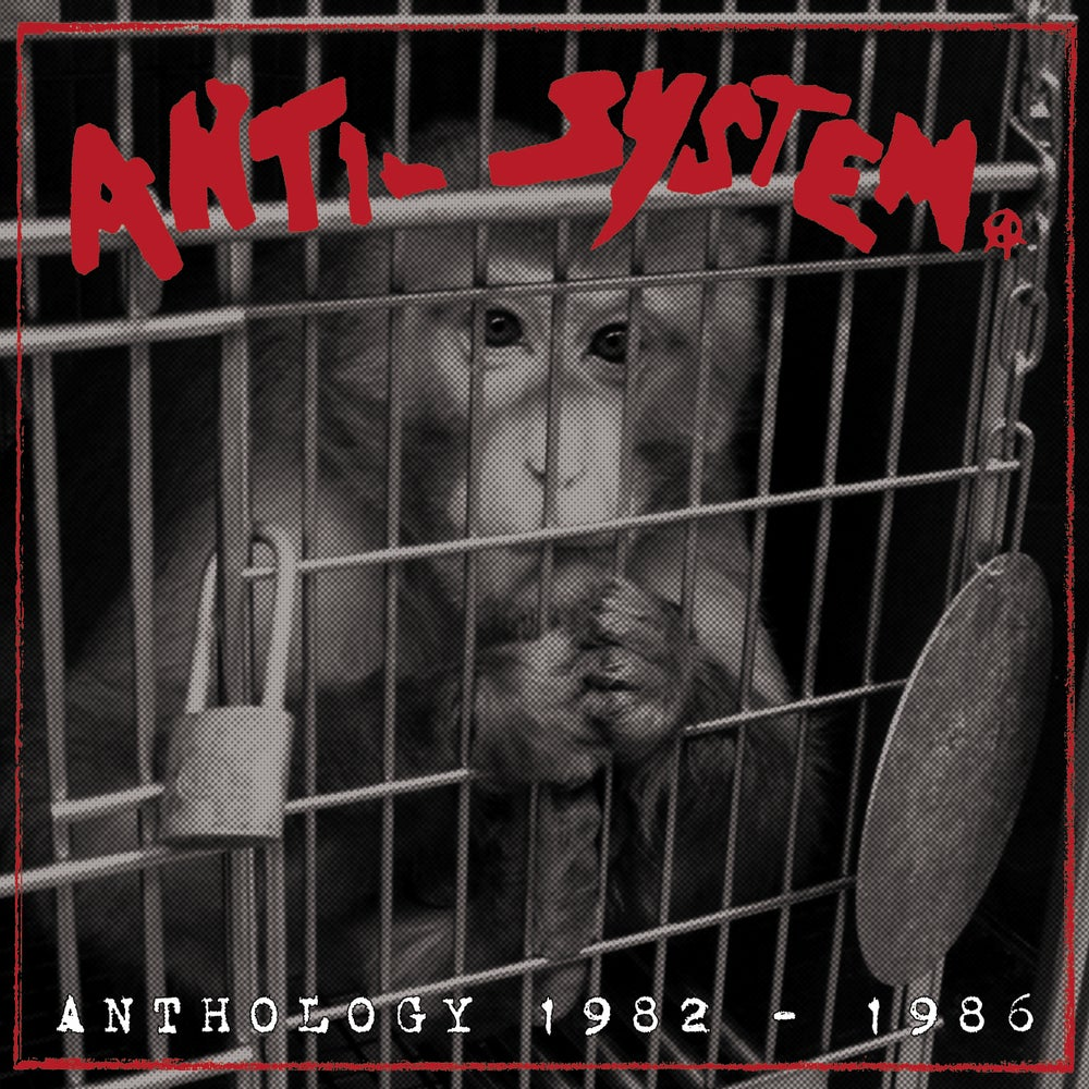 ANTI SYSTEM - Anthology 1982-1986 2xLP