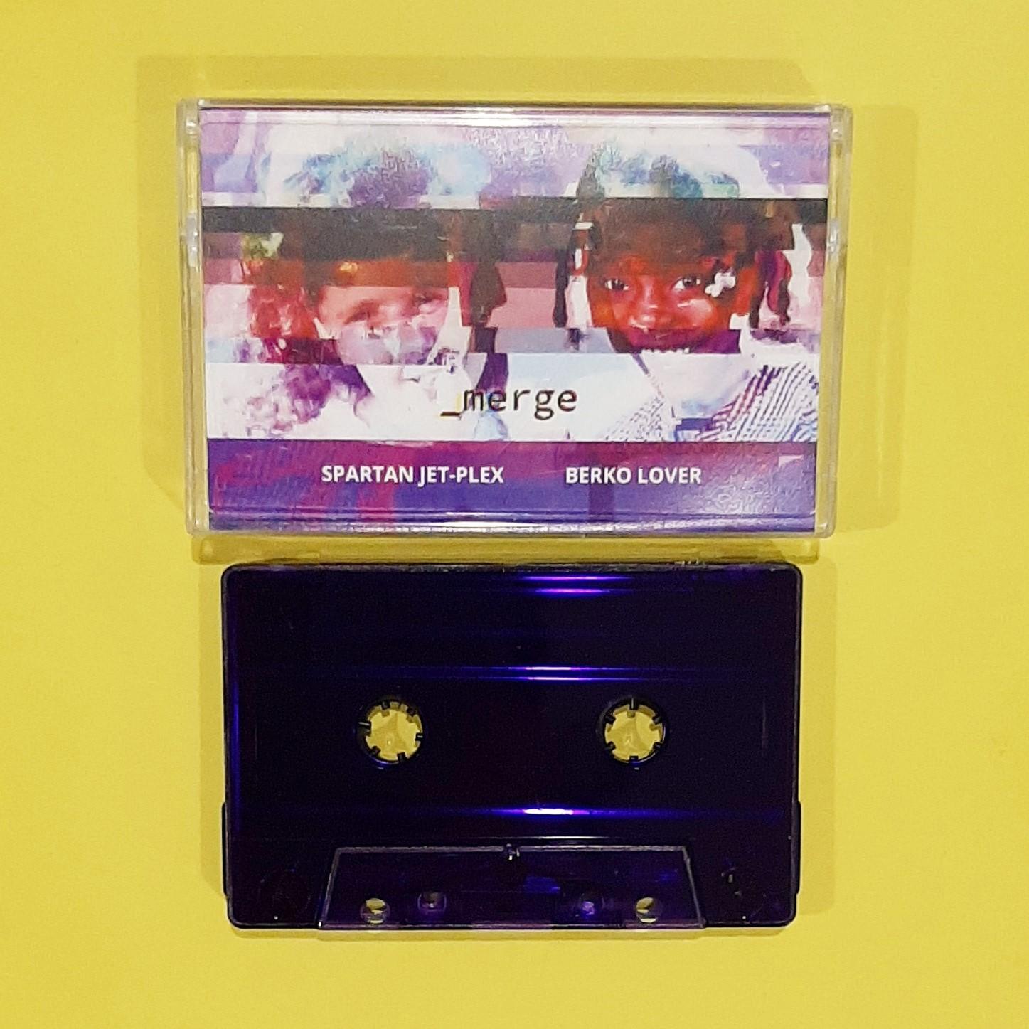 MERGE - MERGE (Grimalkin Records)