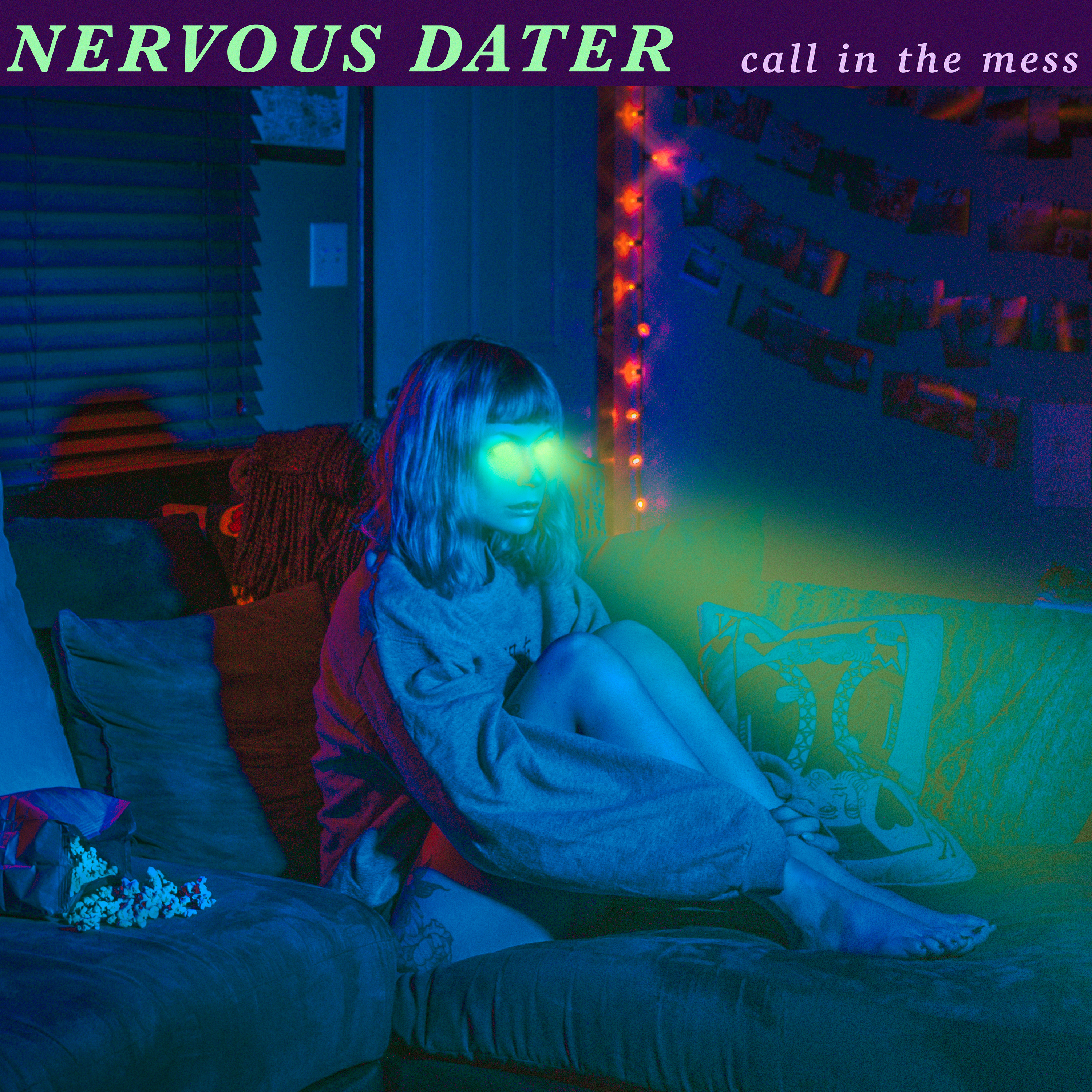 Nervous Dater - Call In The Mess