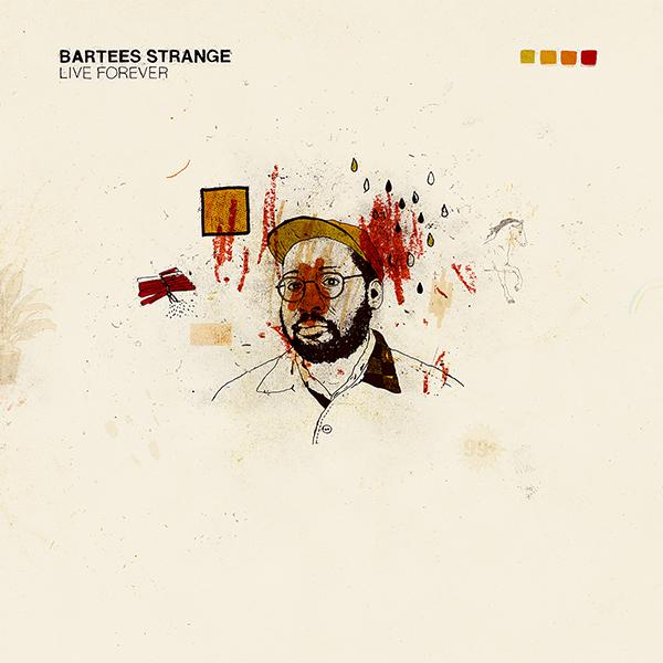 Bartees Strange - Live Forever LP