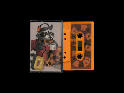 DISTRO - Z Tapes Fall 2020 Comp Cassette