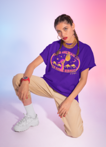 El Canto De La Victoria Shirt - Purple or Black
