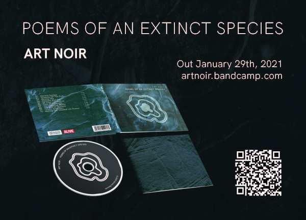 Art Noir - Poems Of An Extinct Species