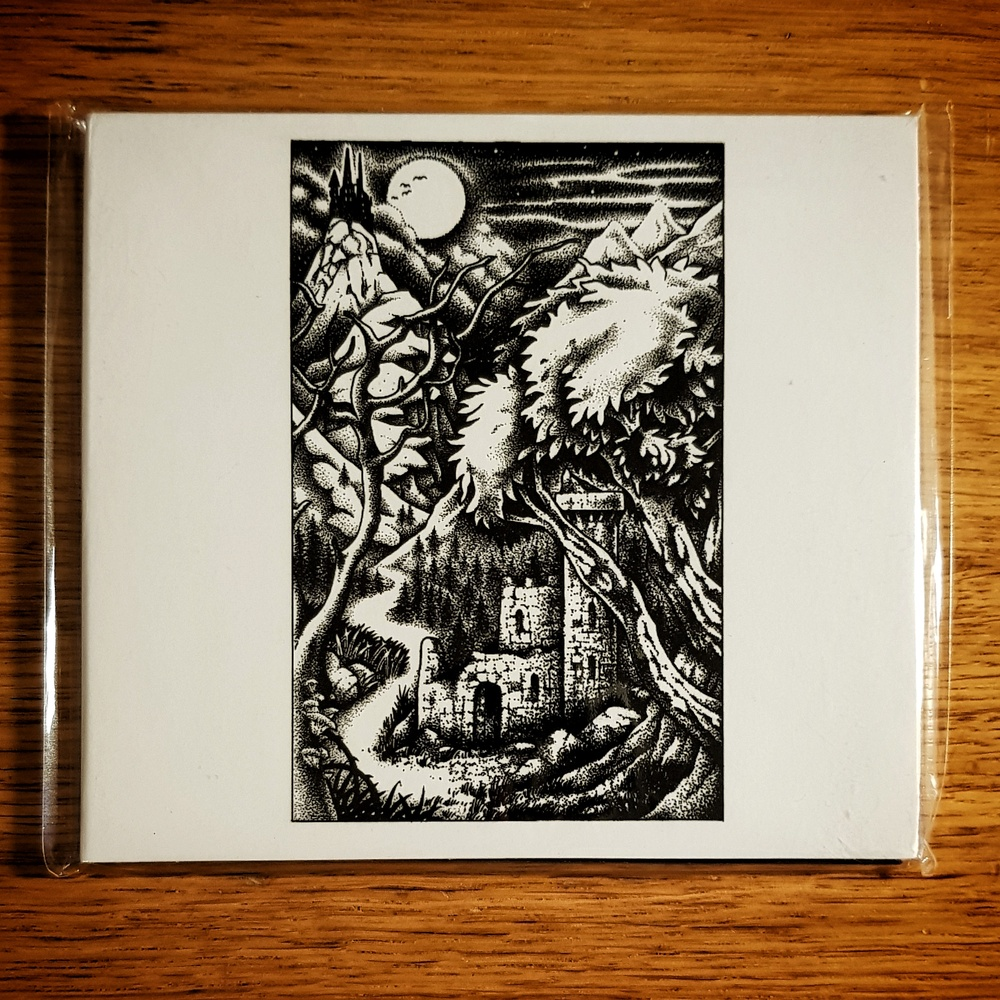Catacombs Enshadowed / Bastard Sword ‎– Blood Rites And Ancient Oaths Digipak CD
