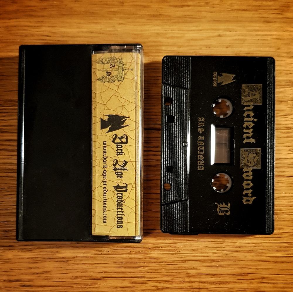 Ancient Sword - Ars Antigua Cassette Tape