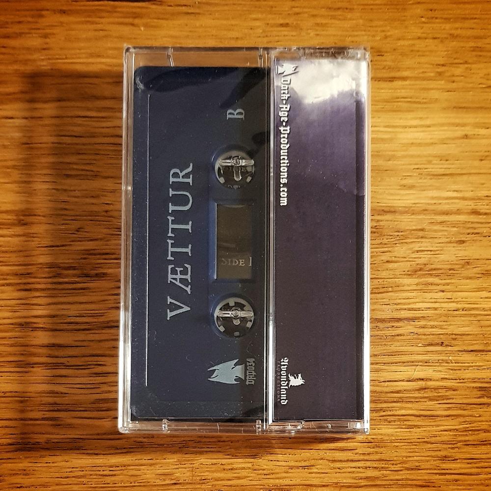 Vættur - Einbúinn Cassette Tape