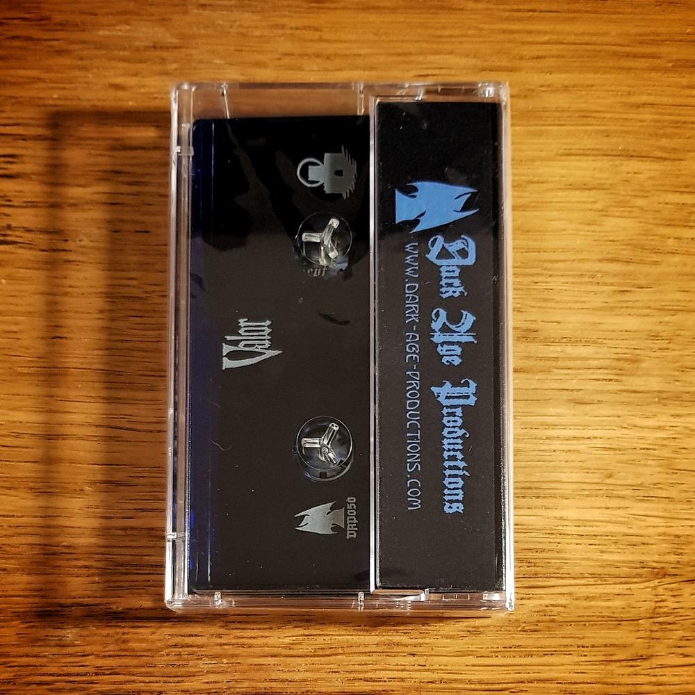 Valor - La Lune Noire Cassette Tape