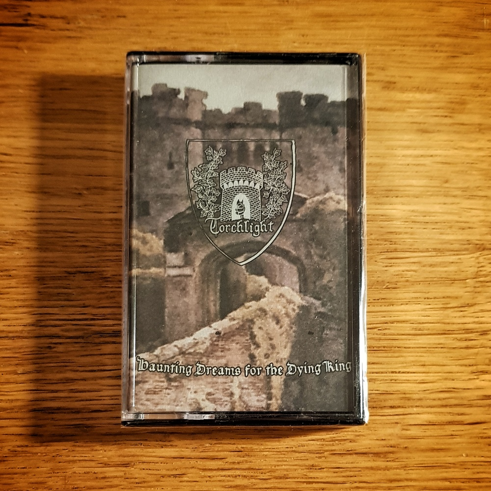 Torchlight - Haunting Dreams For The Dying King Cassette Tape