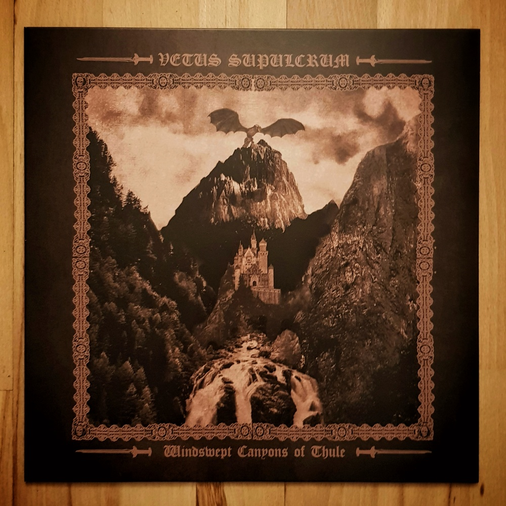 Vetus Supulcrum – Windswept Canyons Of Thule Vinyl LP