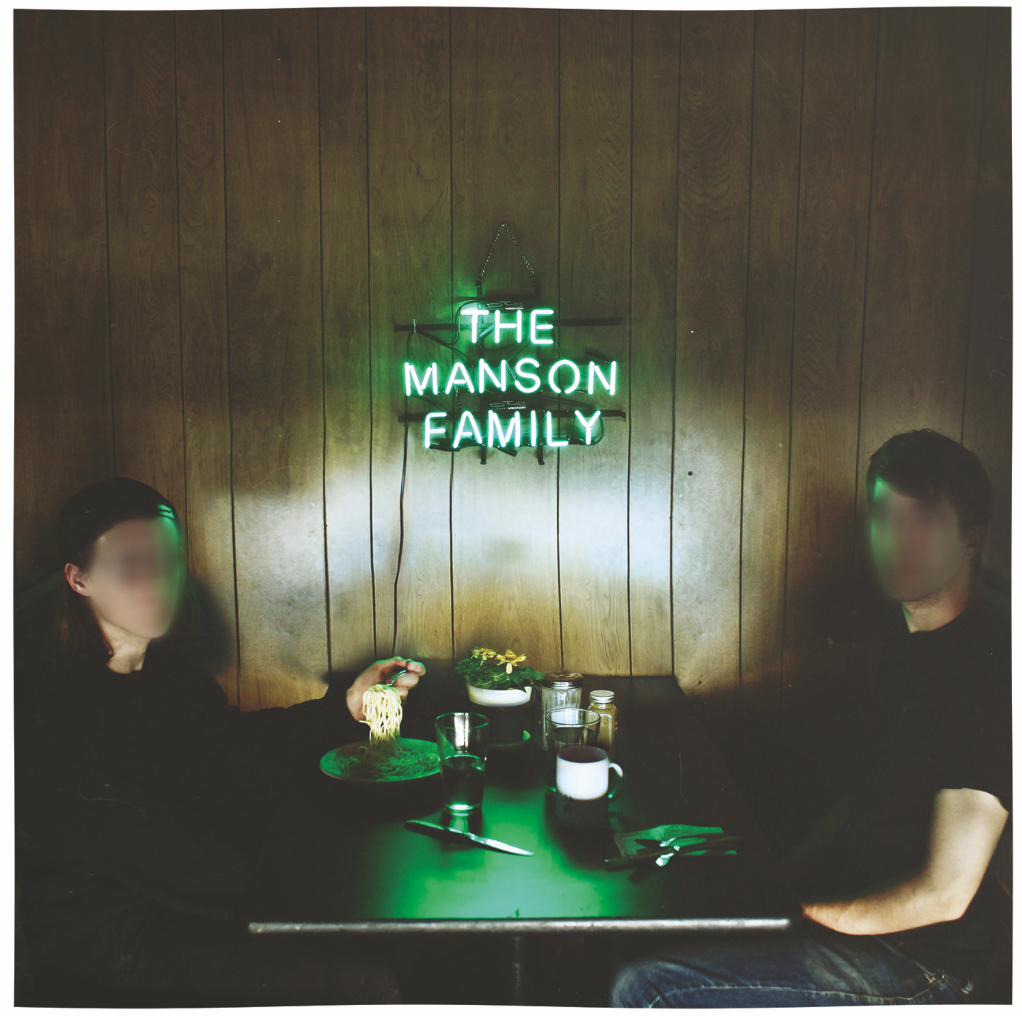 Manson Family CD