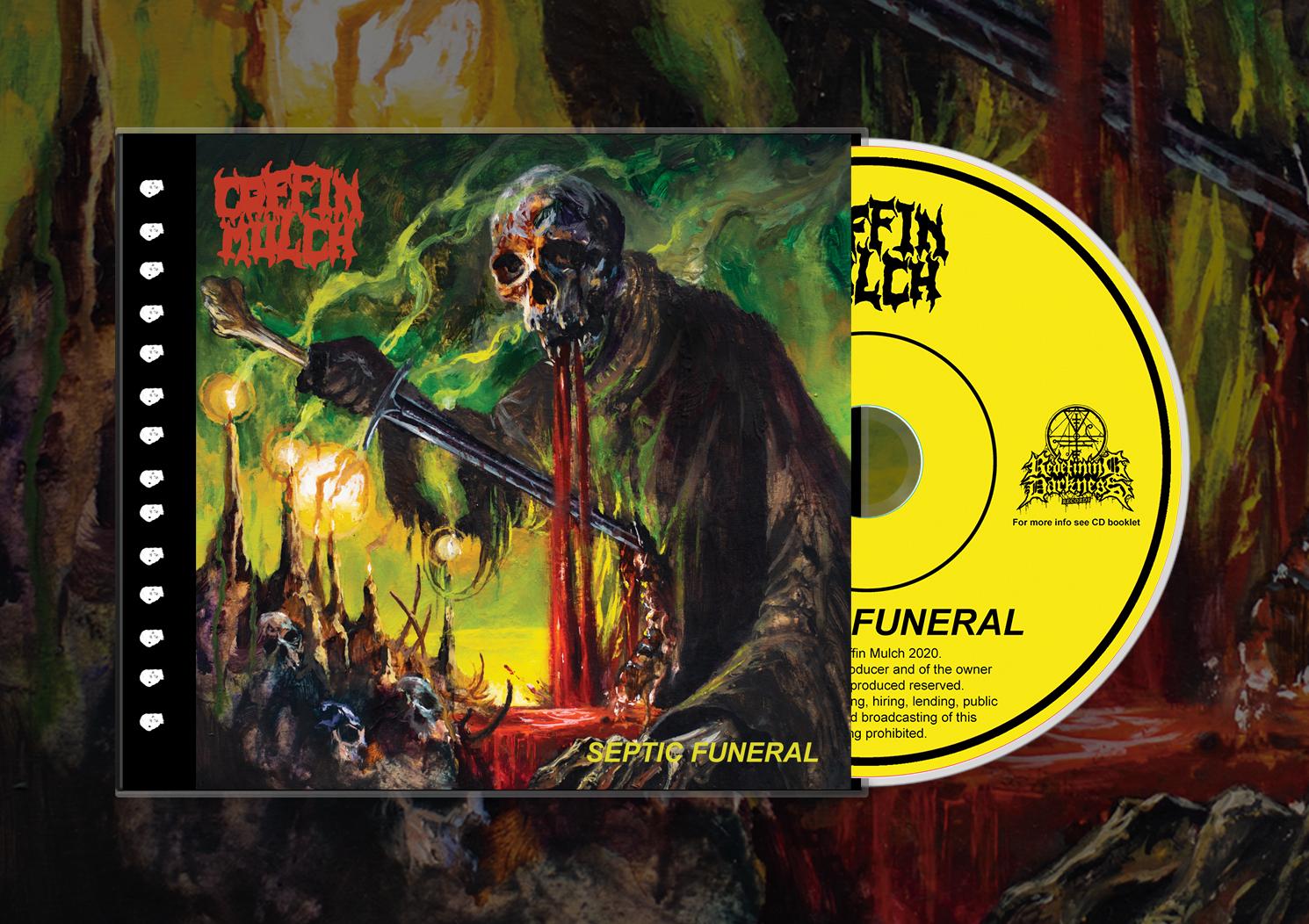 COFFIN MULCH - Septic Funeral