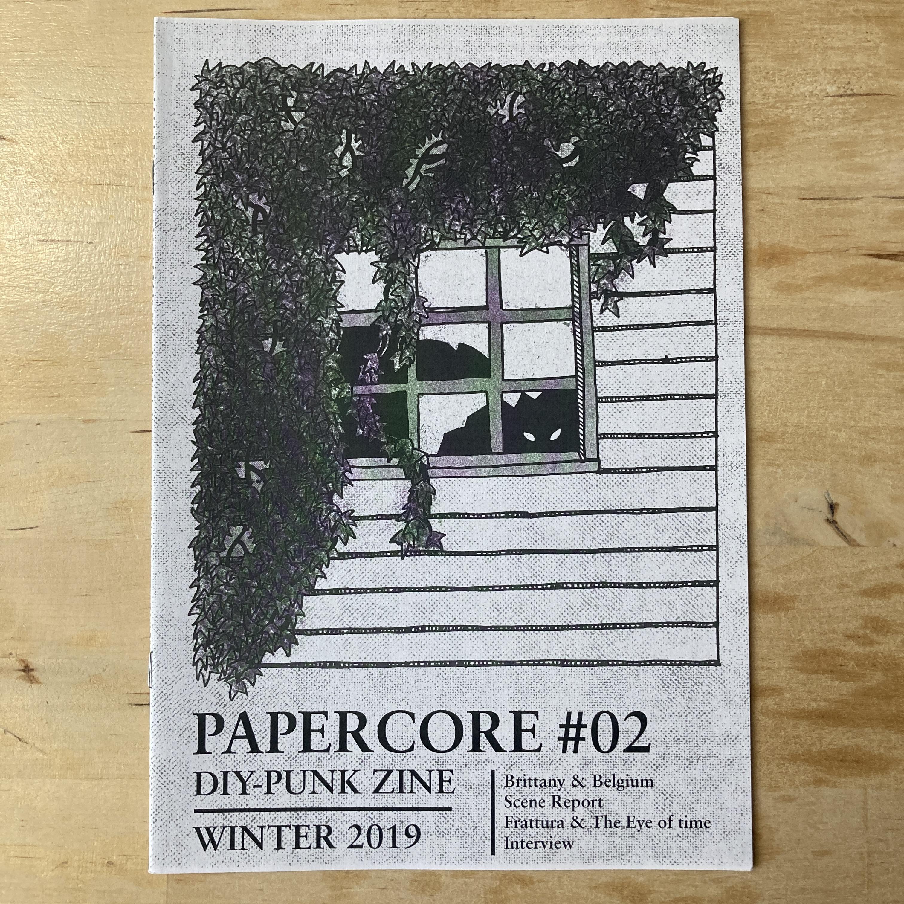 Papercore Zine #02