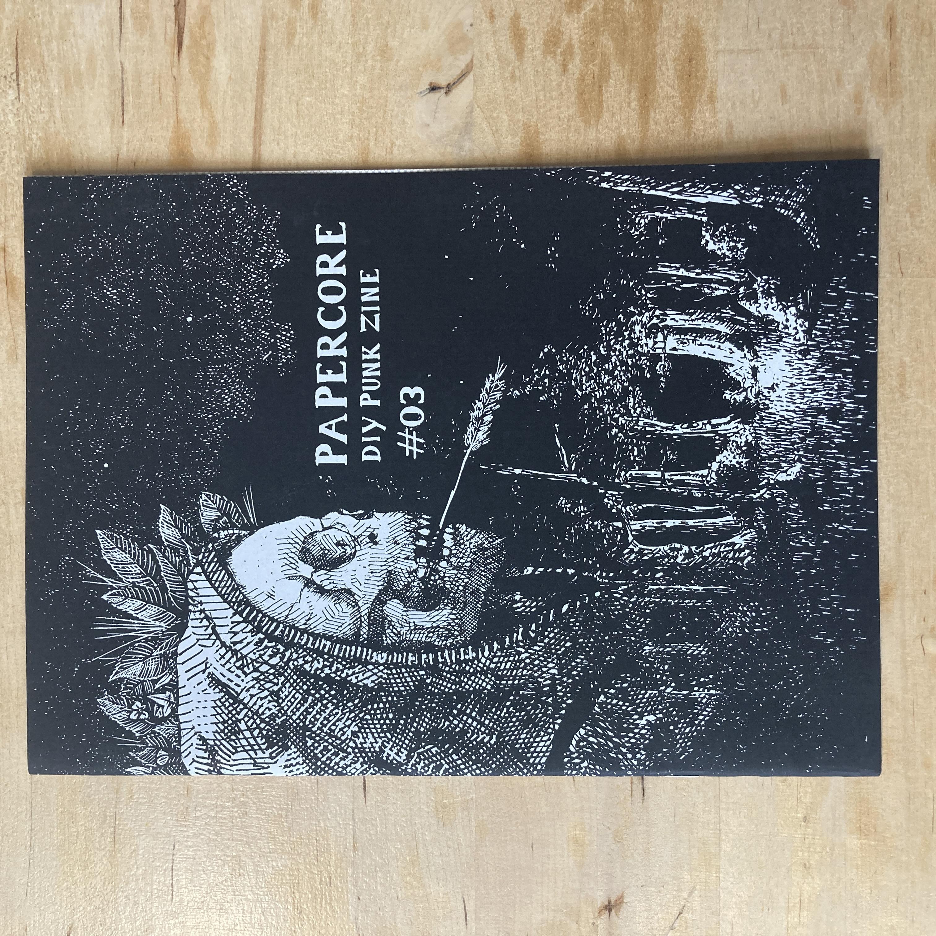 Papercore Zine #03