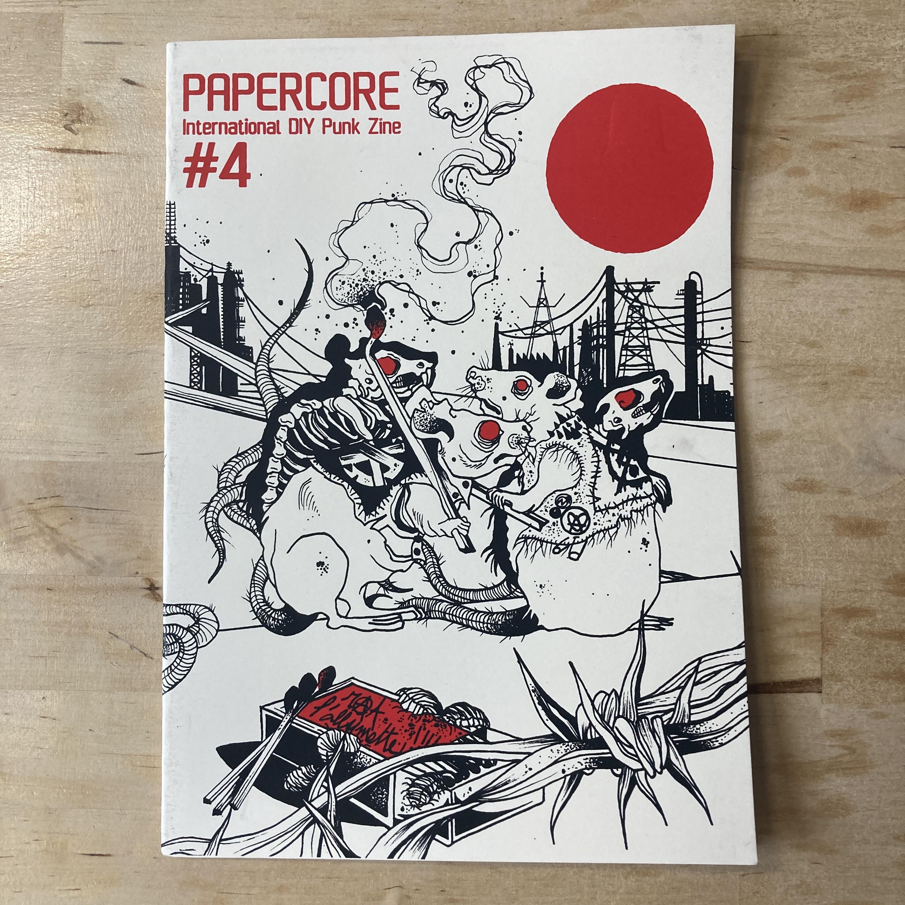Papercore Zine #04