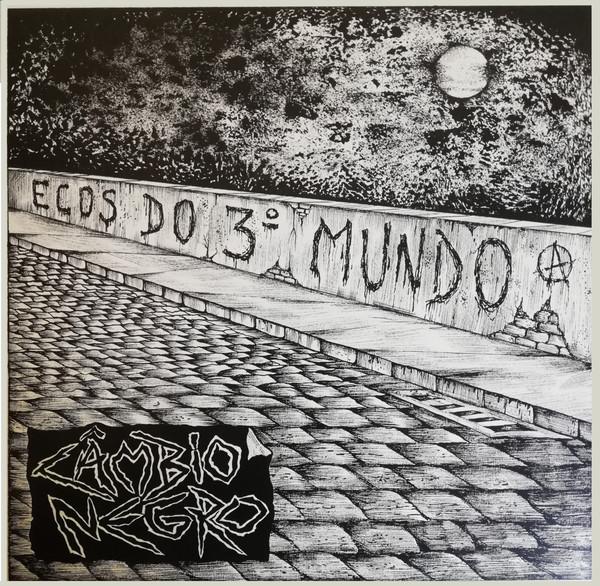 CÂMBIO NEGRO - Ecos do 3° Mundo LP