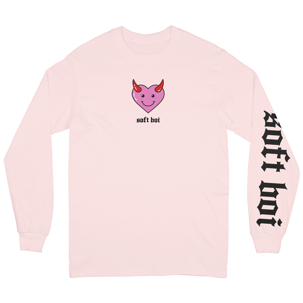 Heart Devil Long Sleeve
