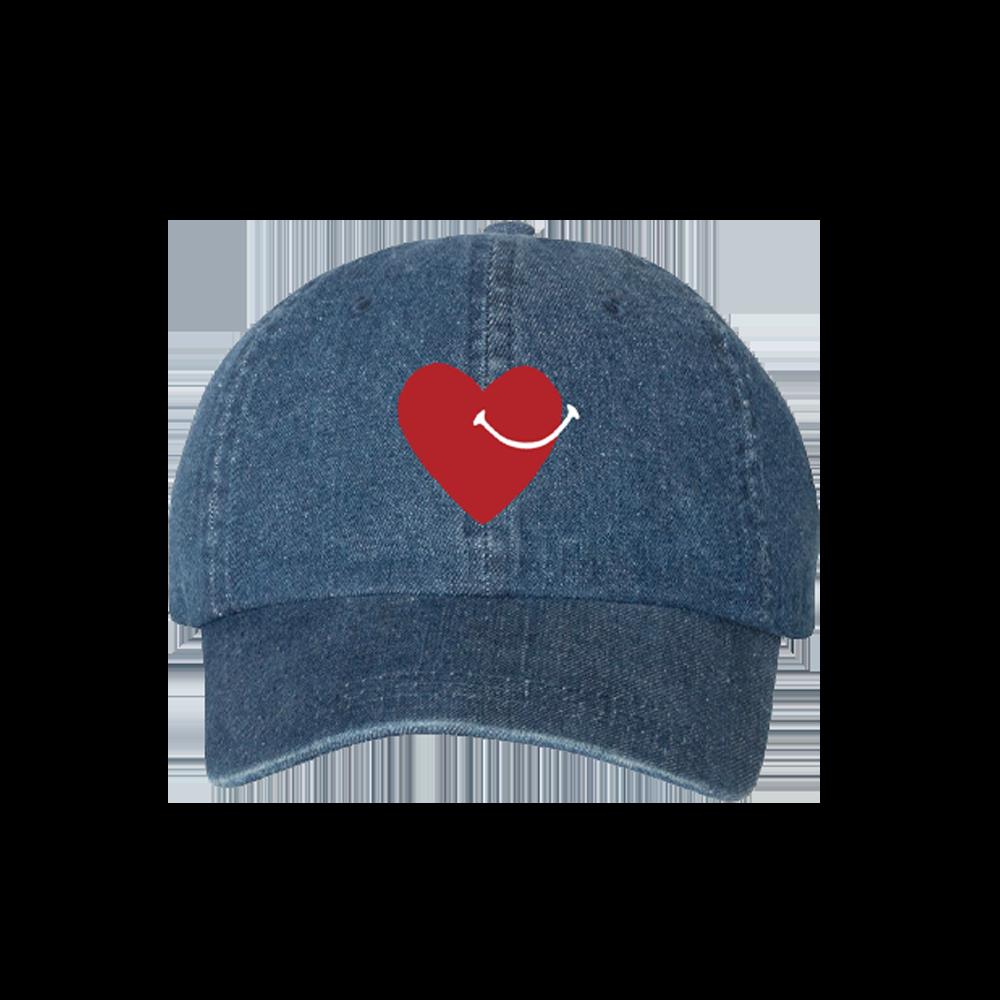 Smile Heart Hat
