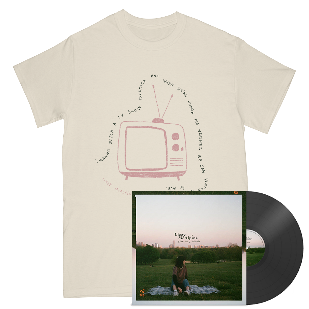 Give Me A Minute LP + Tee