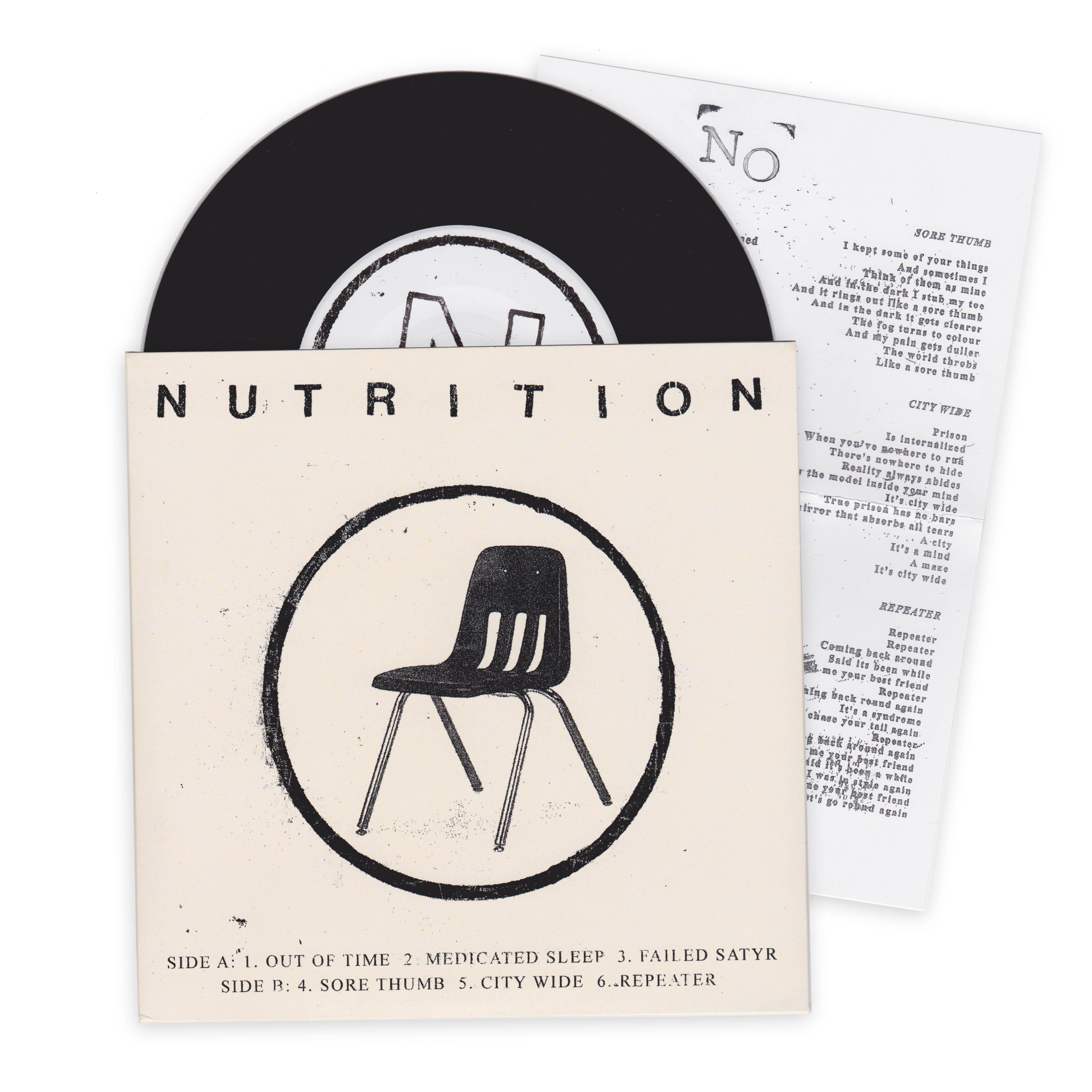 Nutrition - No E.P 7