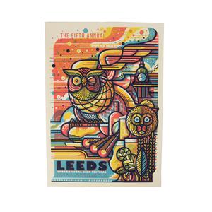 Leeds Beer Festival 2016 - Print (Dented Corner)