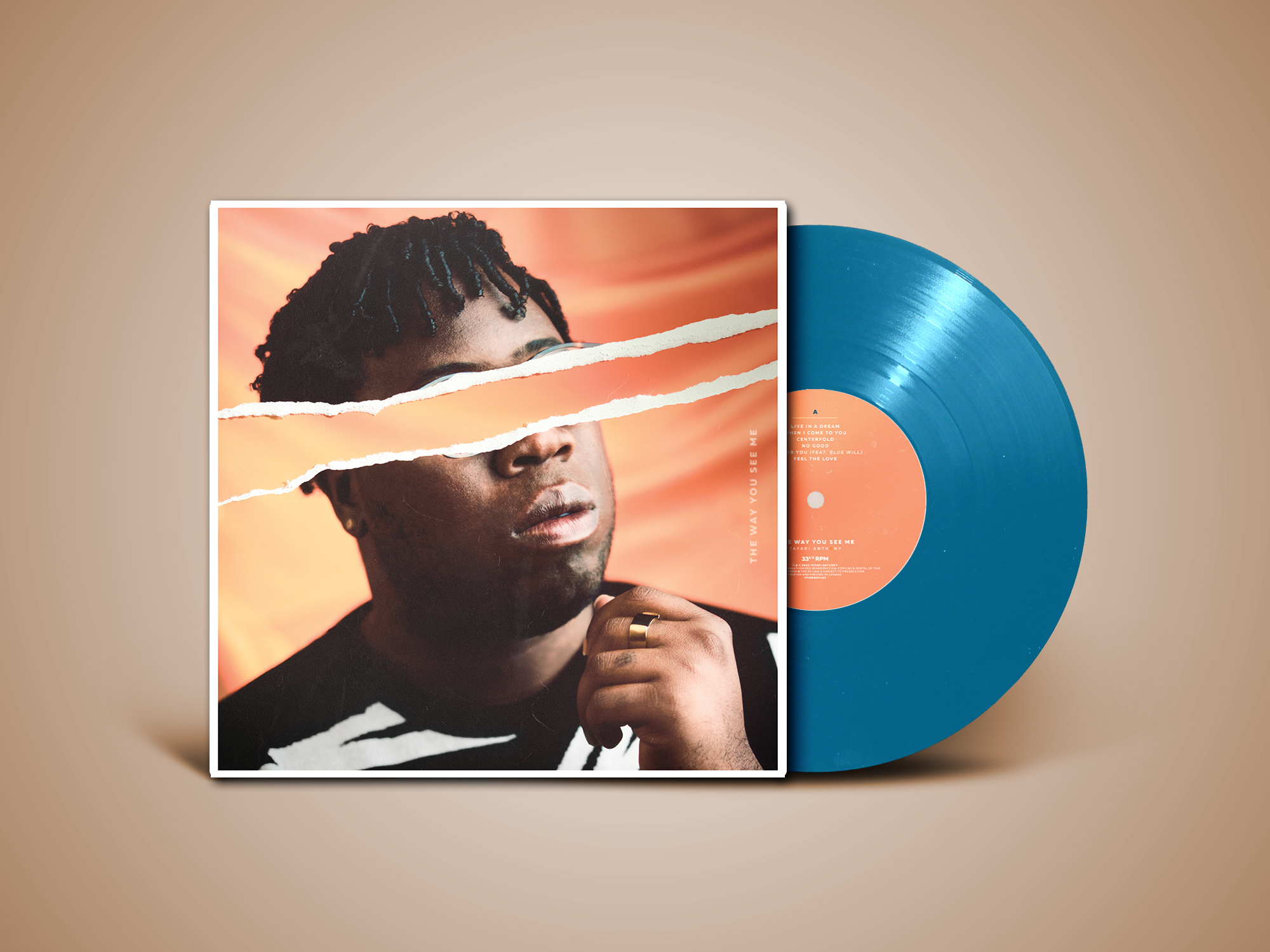 The Way You See Me - Vinyl (Limited Edition)