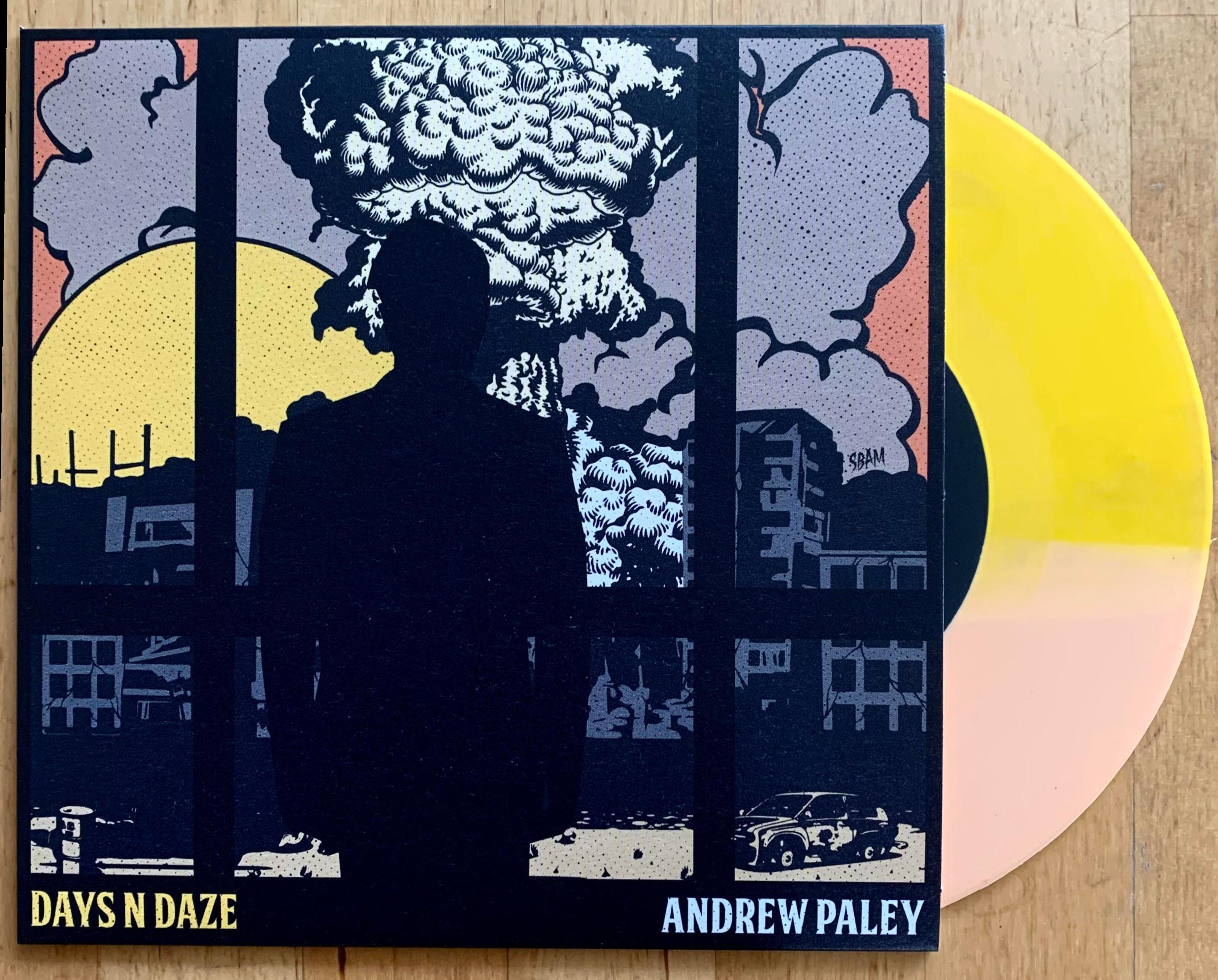 [NEW!] Days N Daze / Andrew Paley -