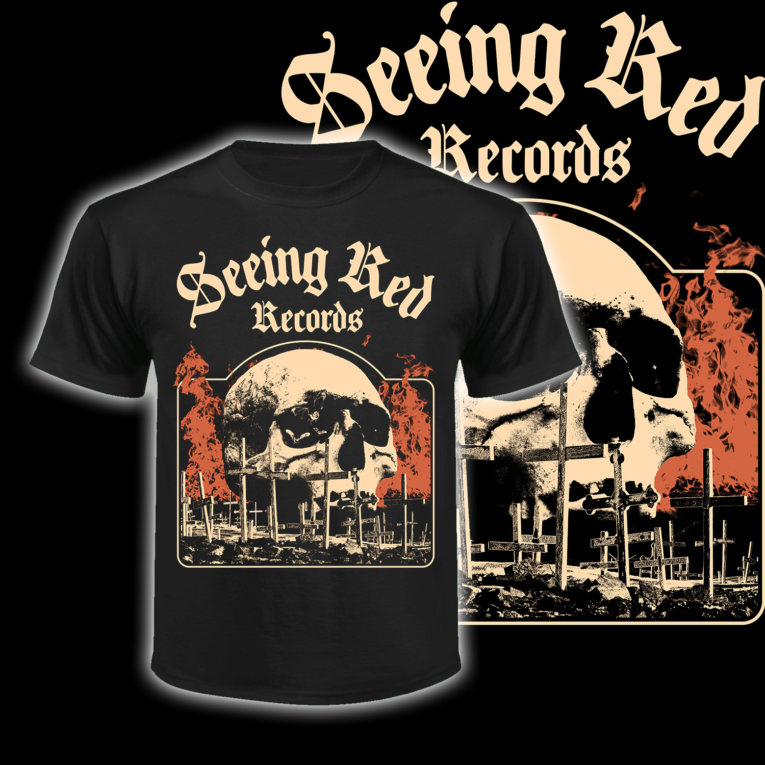 Seeing Red Records - Funeral Pyre