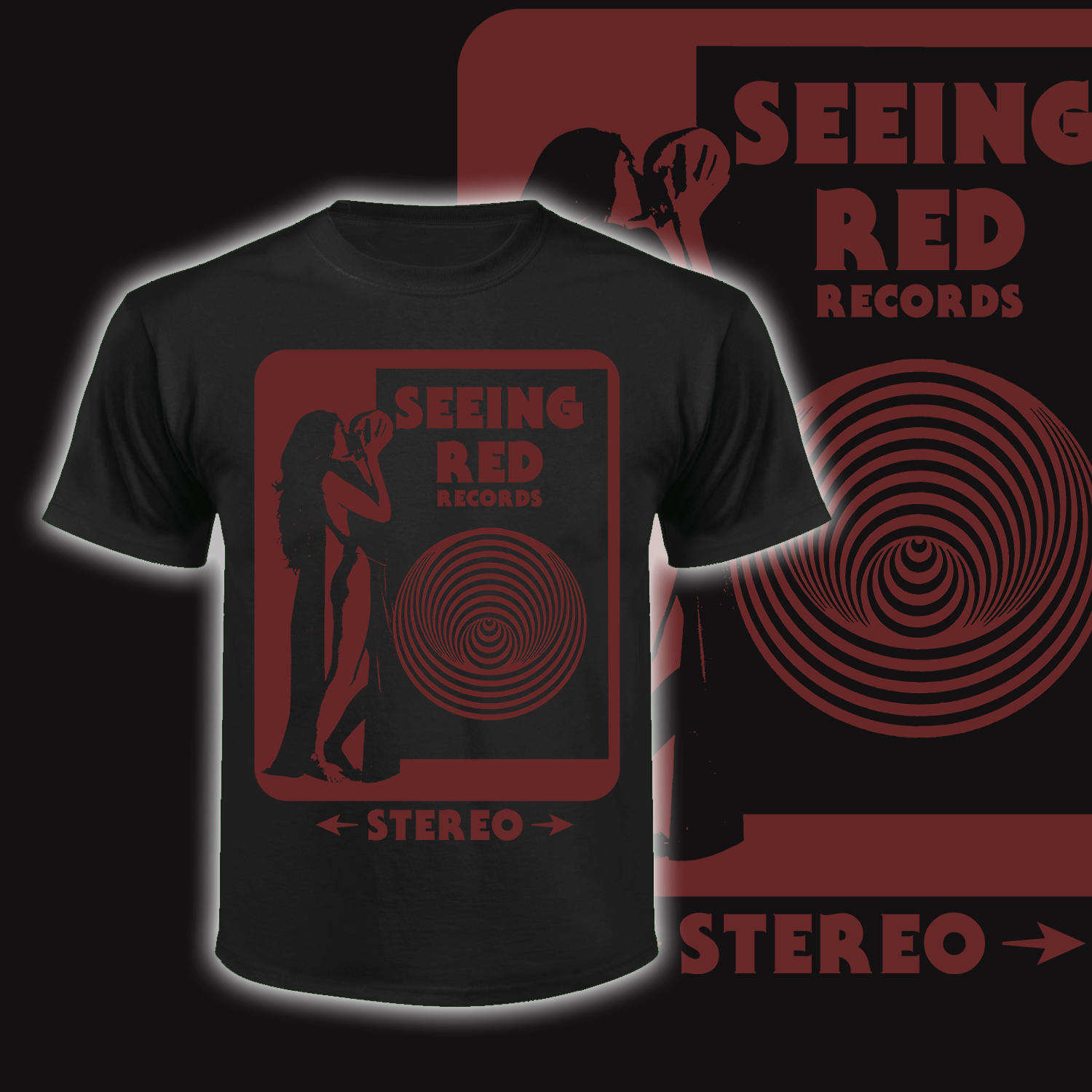 Seeing Red Records - Hypnotic