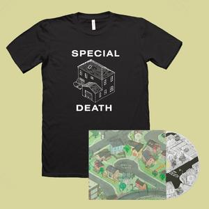 Special Death CD + Tee Bundle