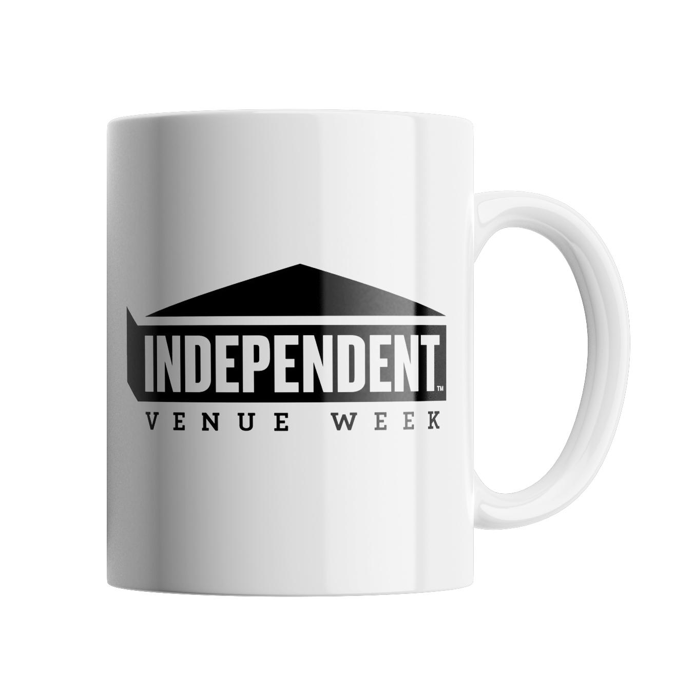 IVW Logo Mug (White)