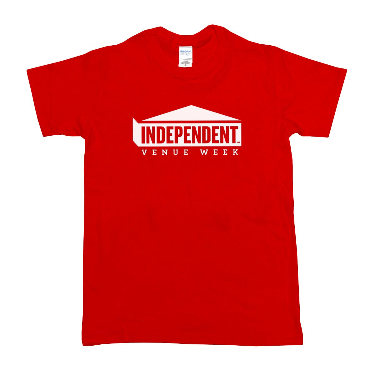 IVW Logo T-Shirt (Red)