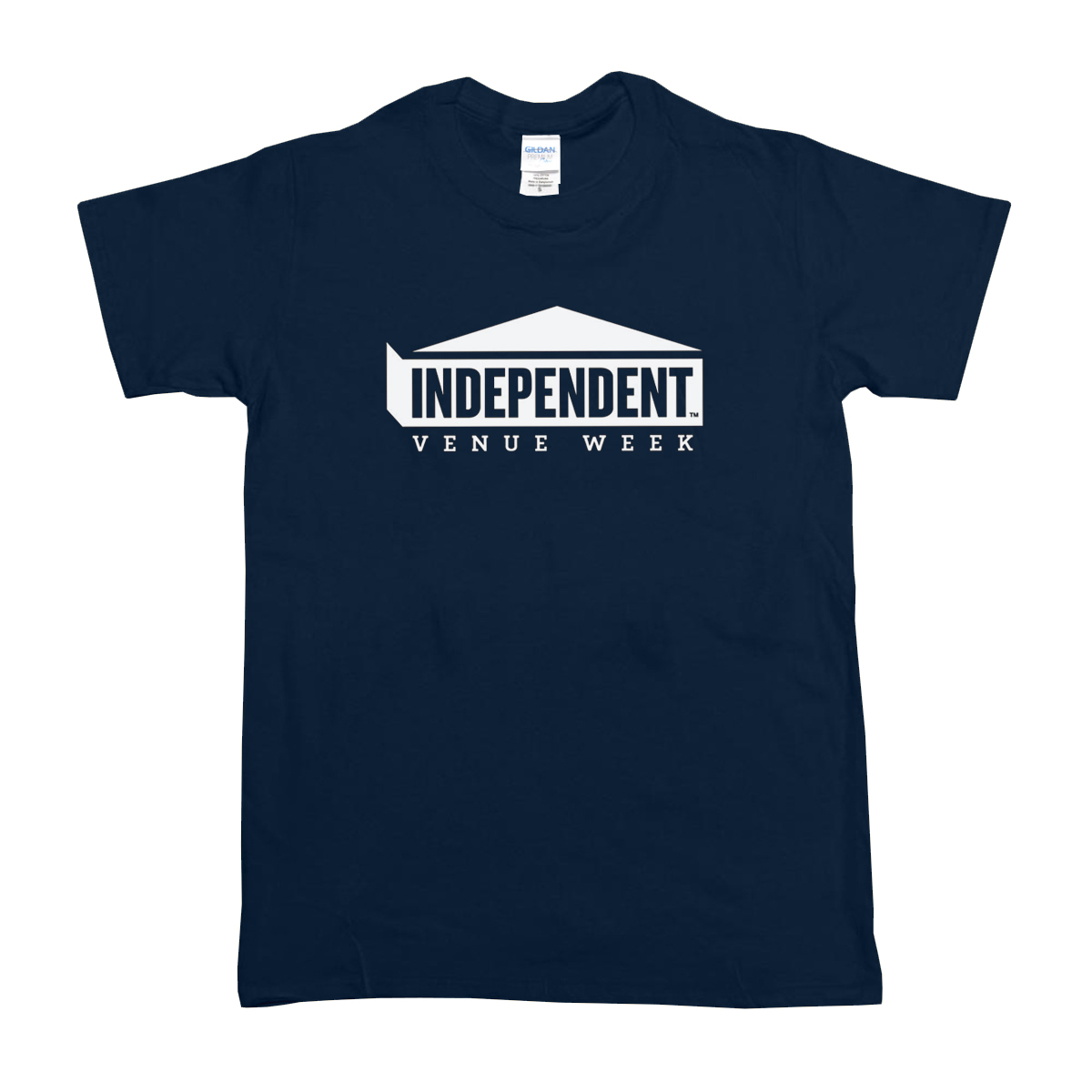 IVW Logo T-Shirt (Navy)
