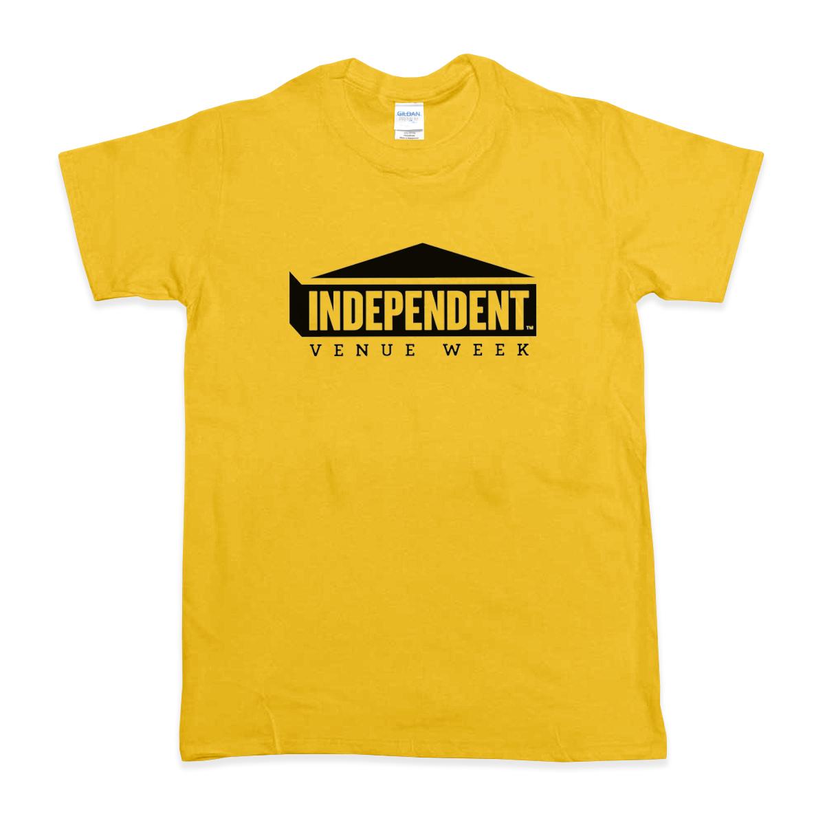 IVW Logo T-Shirt (Gold)