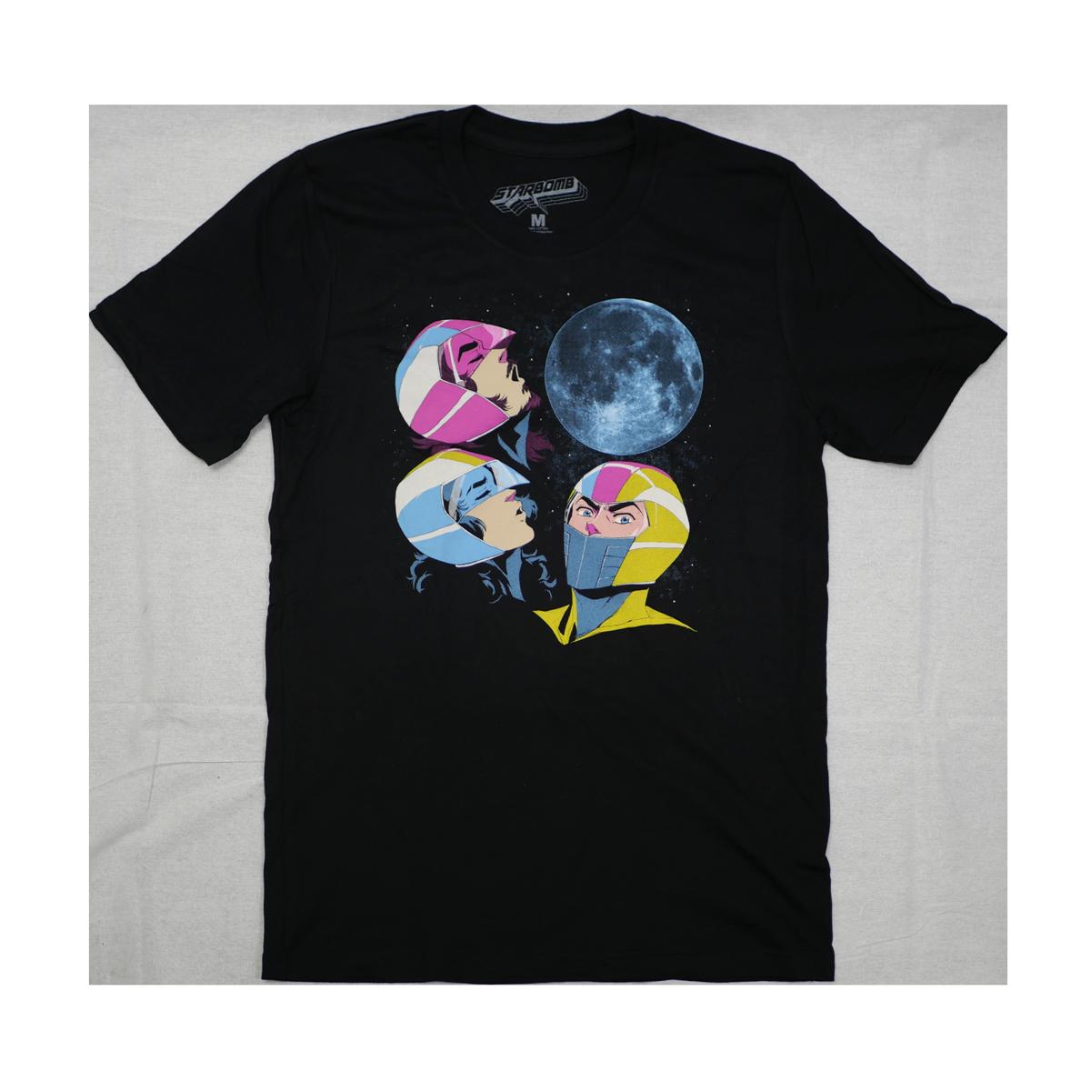 Starbomb Moon Tee