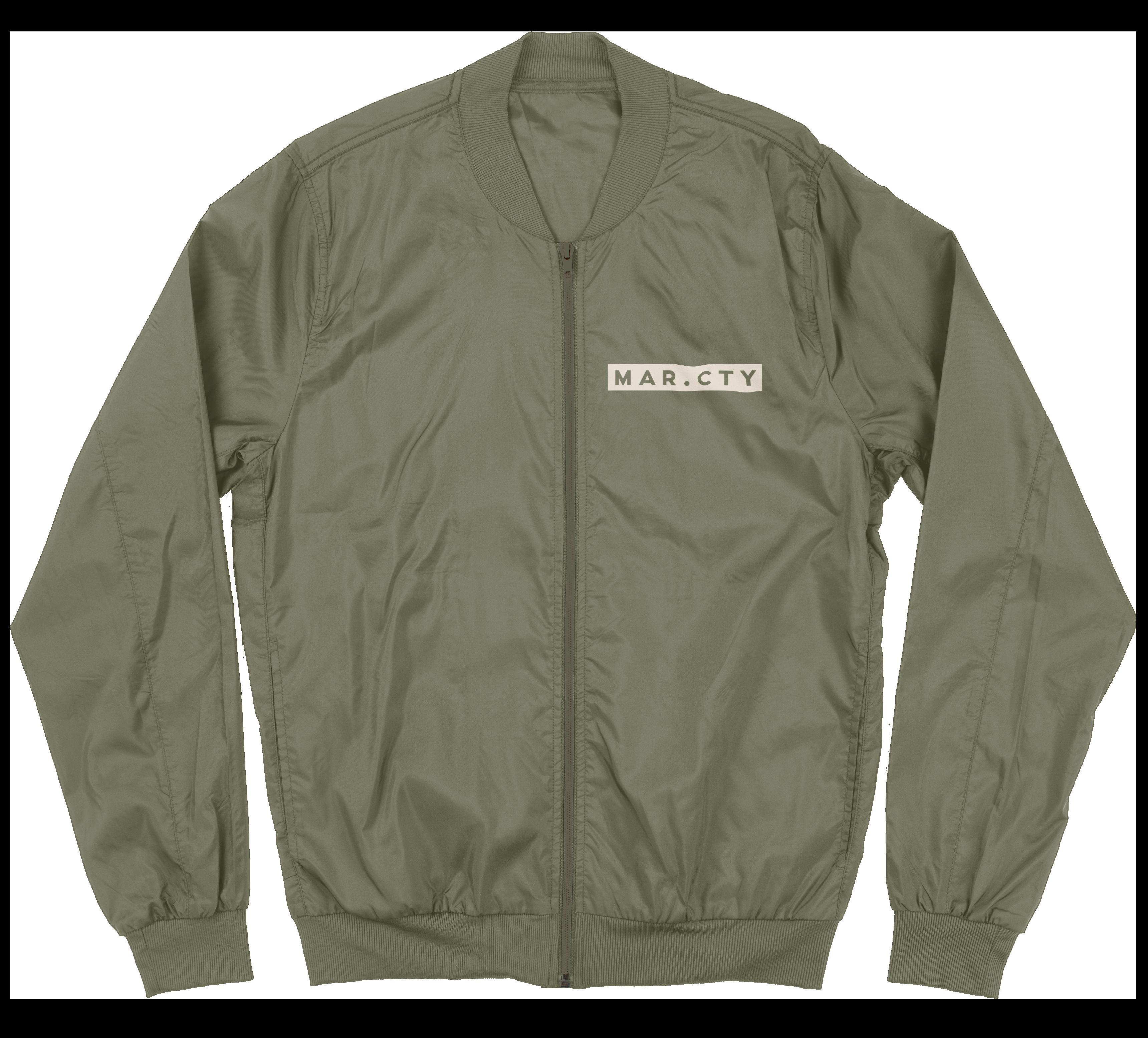 Legacy Bomber Jacket (Army)