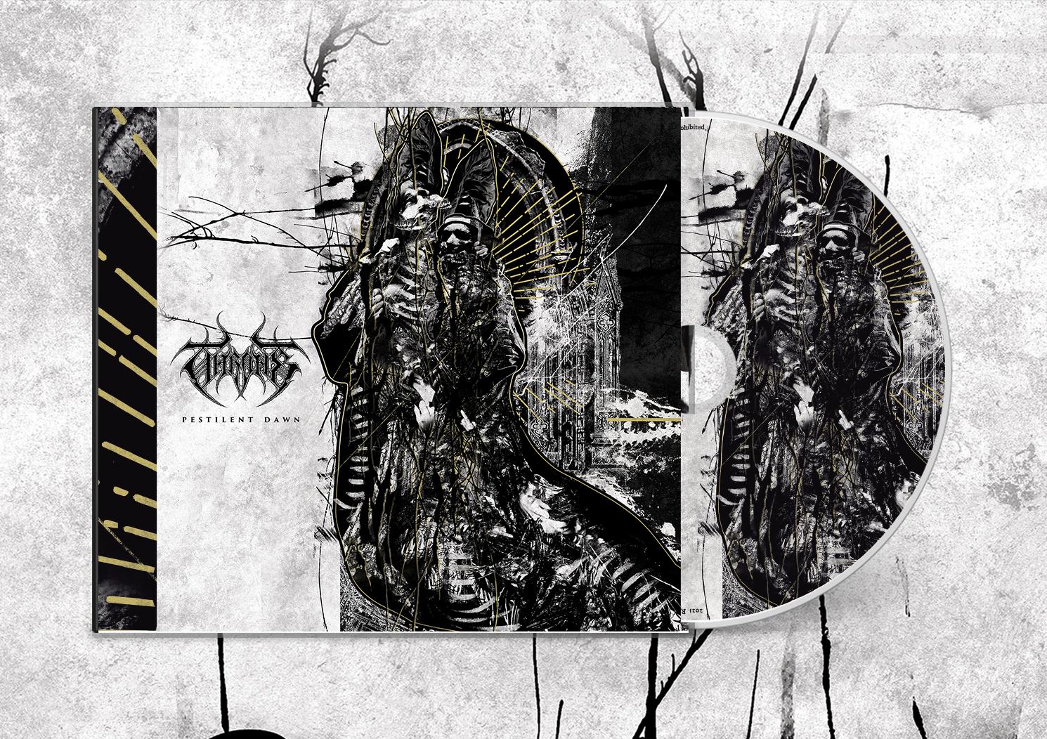 THRONE - Pestilent Dawn