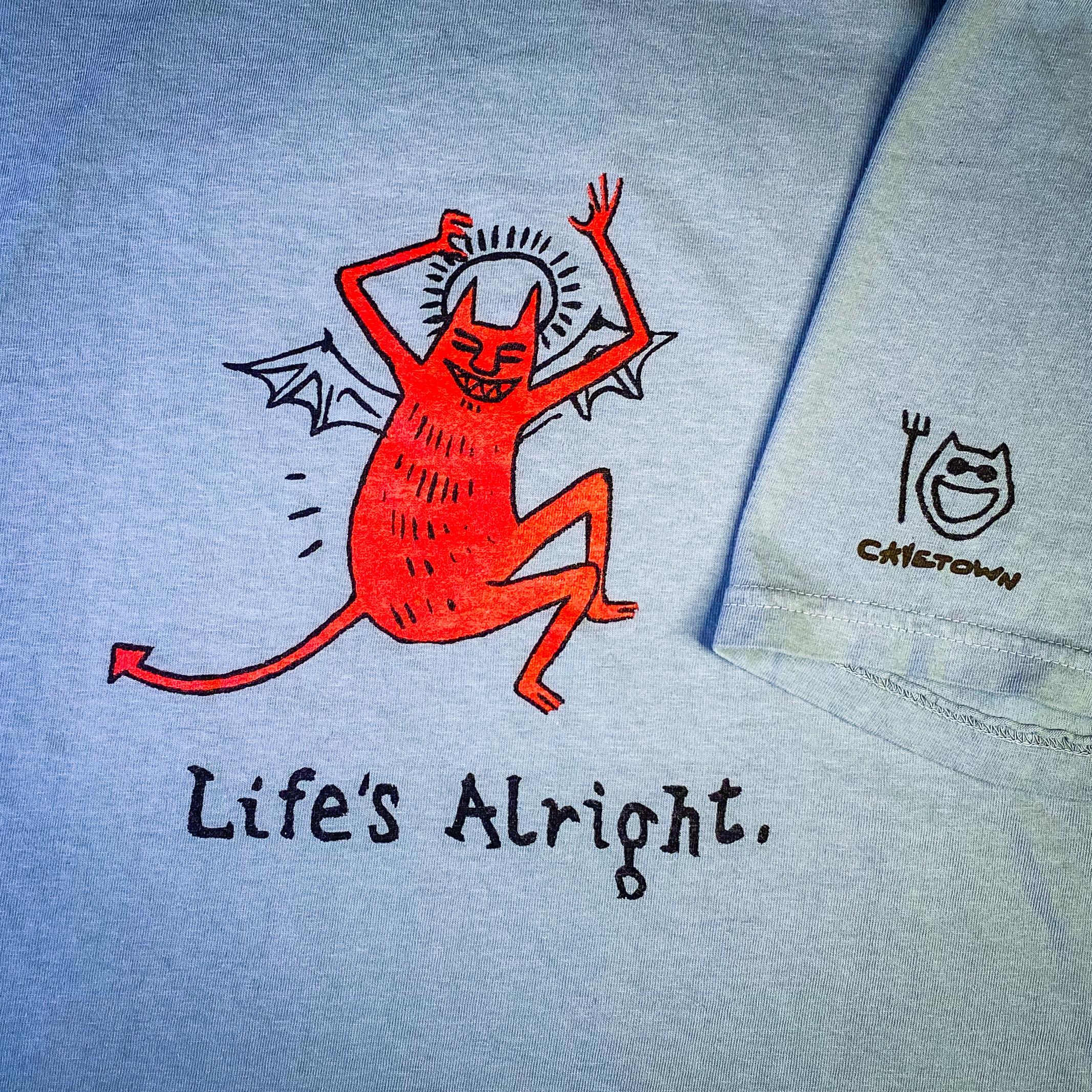 Life's Alright Tee