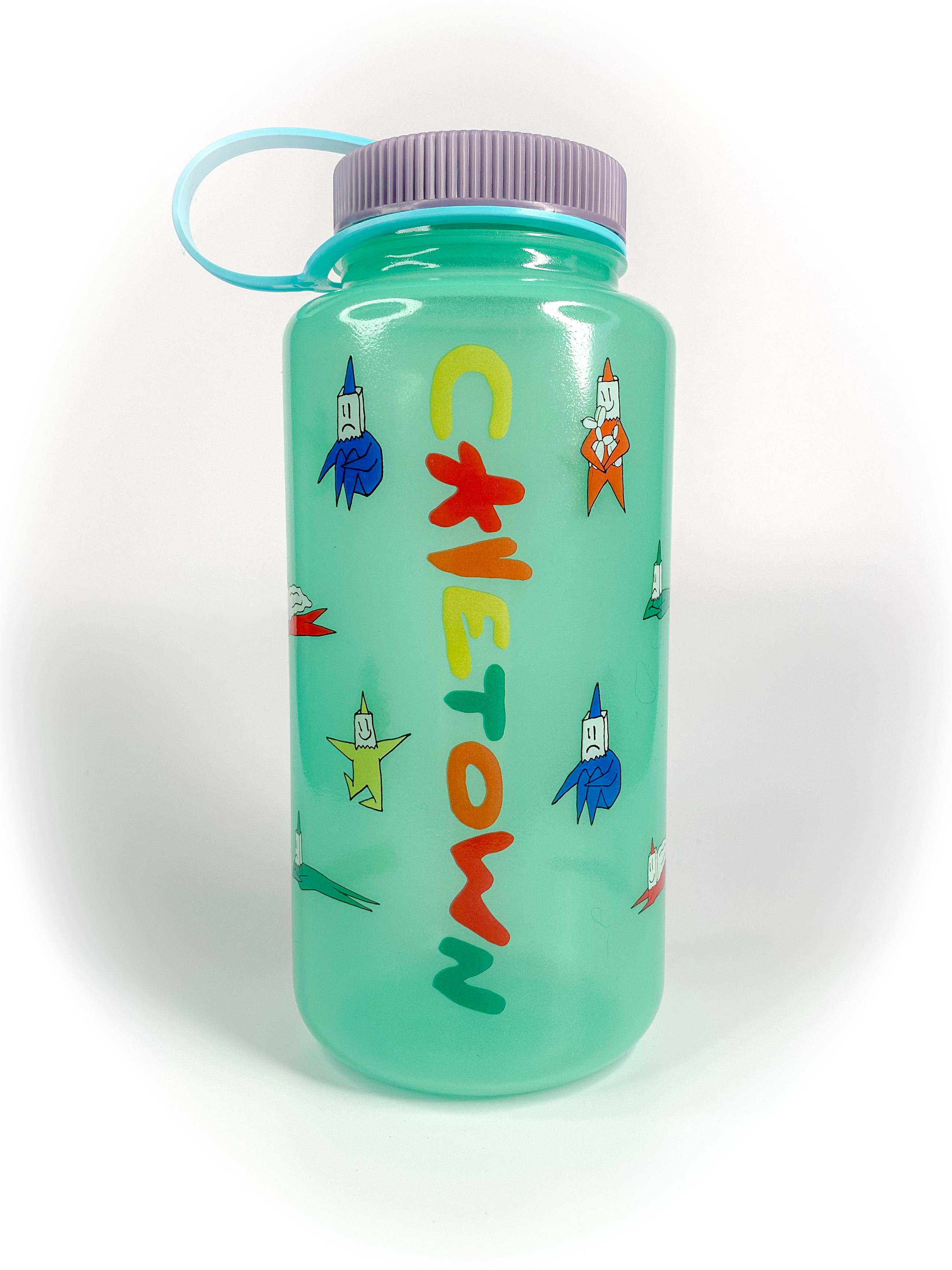 Glow in the Dark Water Bottle