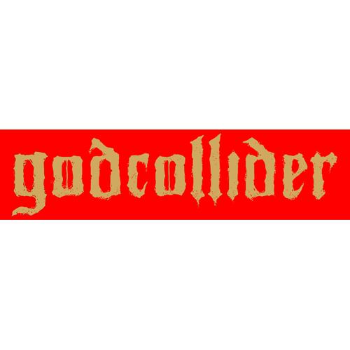 Godcollider Sticker
