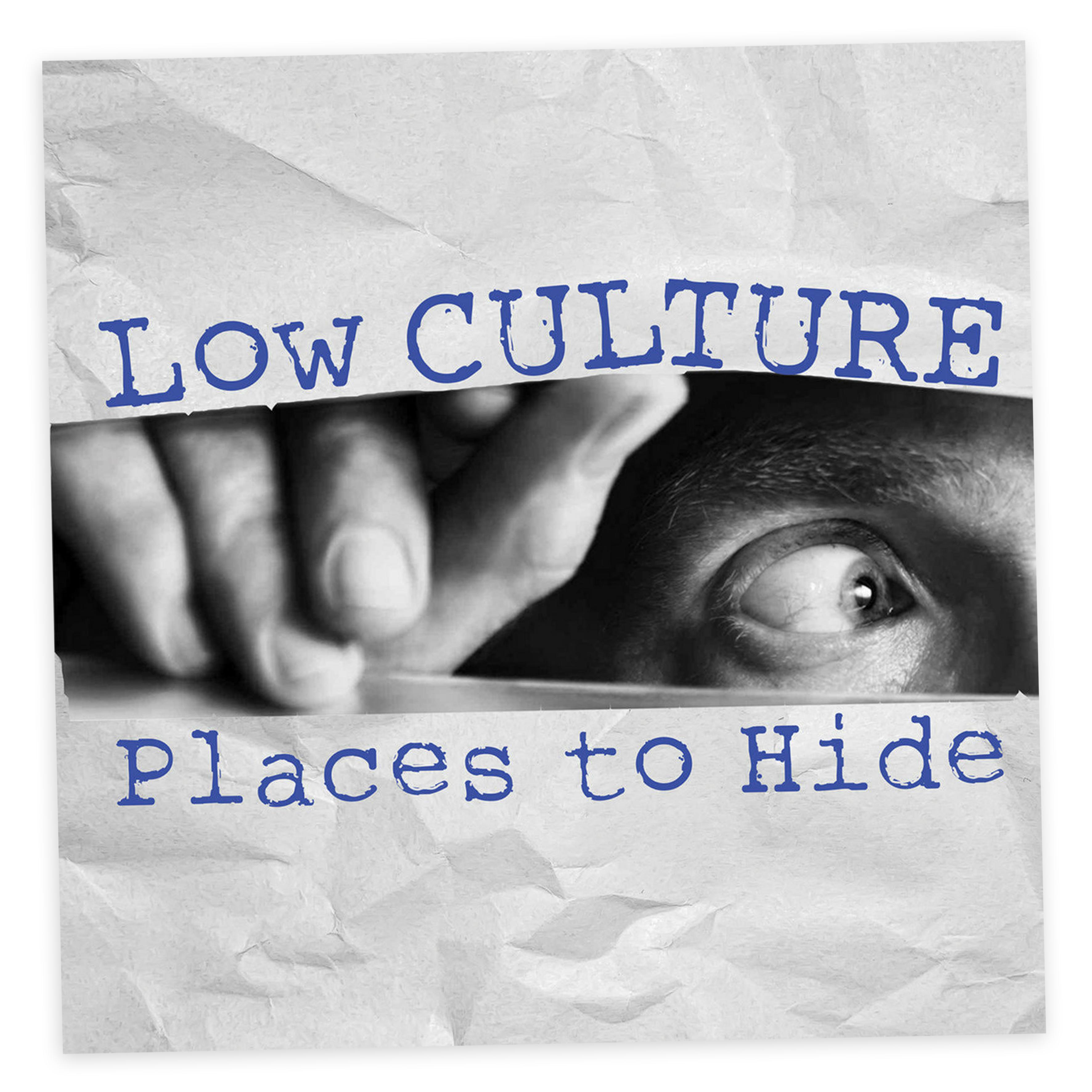 Low Culture - Places To Hide LP