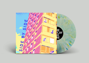 CPWM206 Side By Side LP (Compilation Album - Ecomix Vinyl)