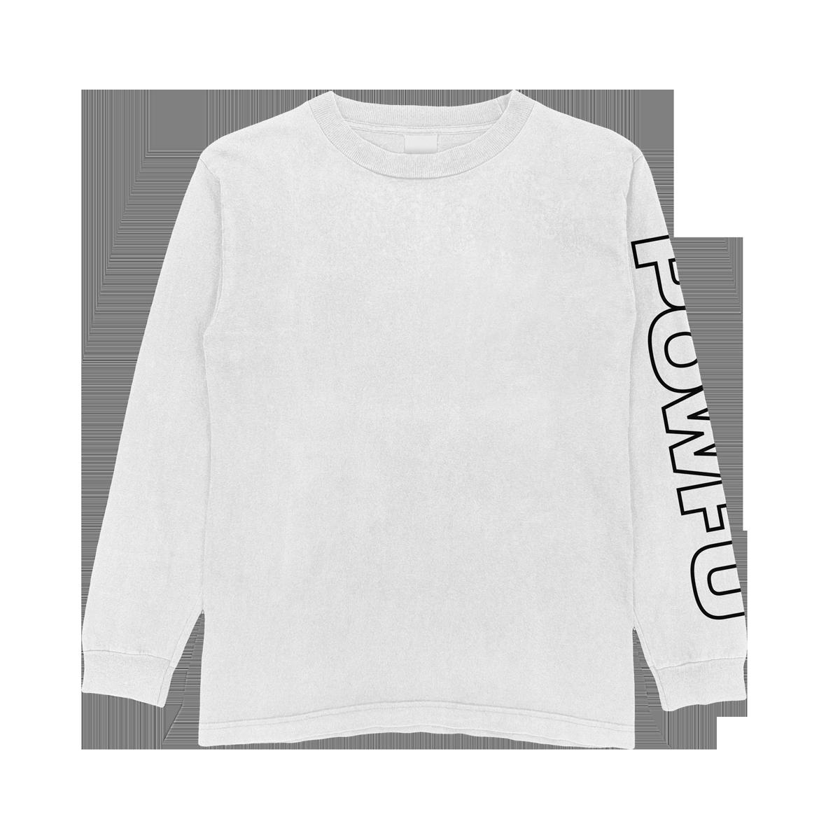 Blossom Long Sleeve - White
