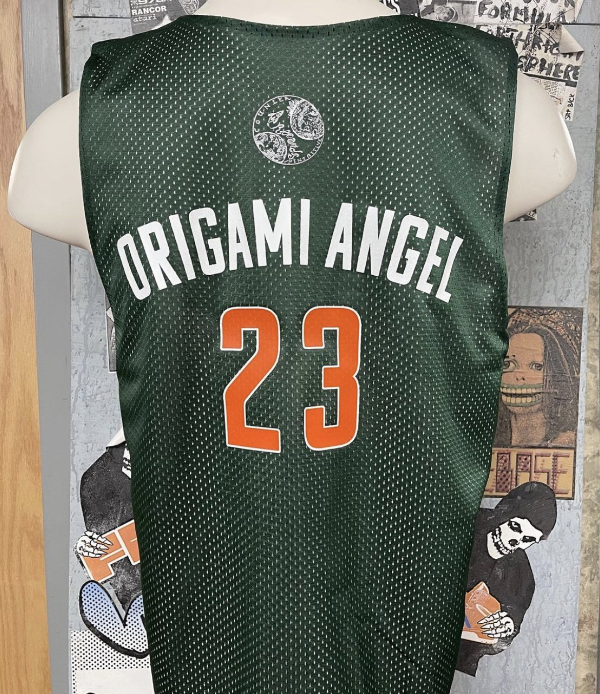 Origami Angel Jersey