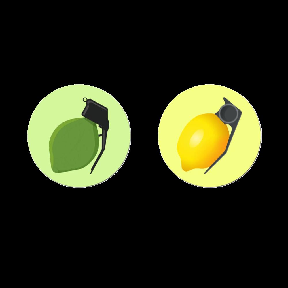 Memenade + Limenade Sticker Pack