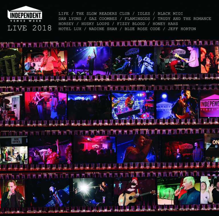 #IVW18 Live Record