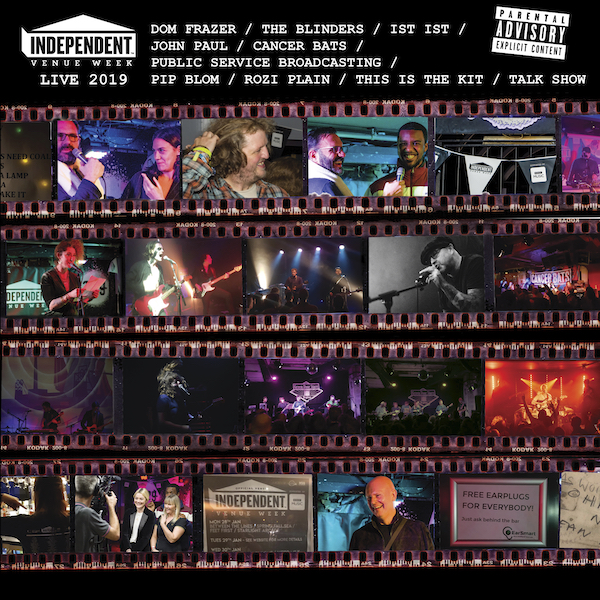 #IVW19 Live Record