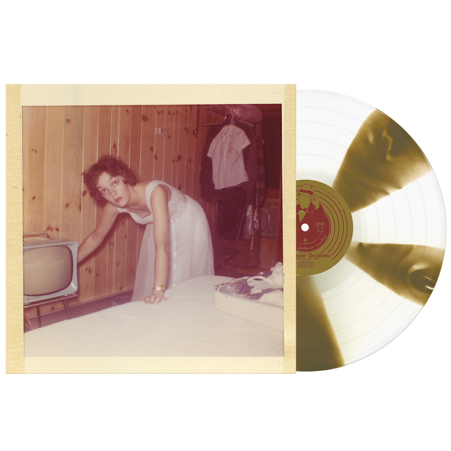 Limited Edition I'm Like a Virgin Losing a Child (6th Pressing)