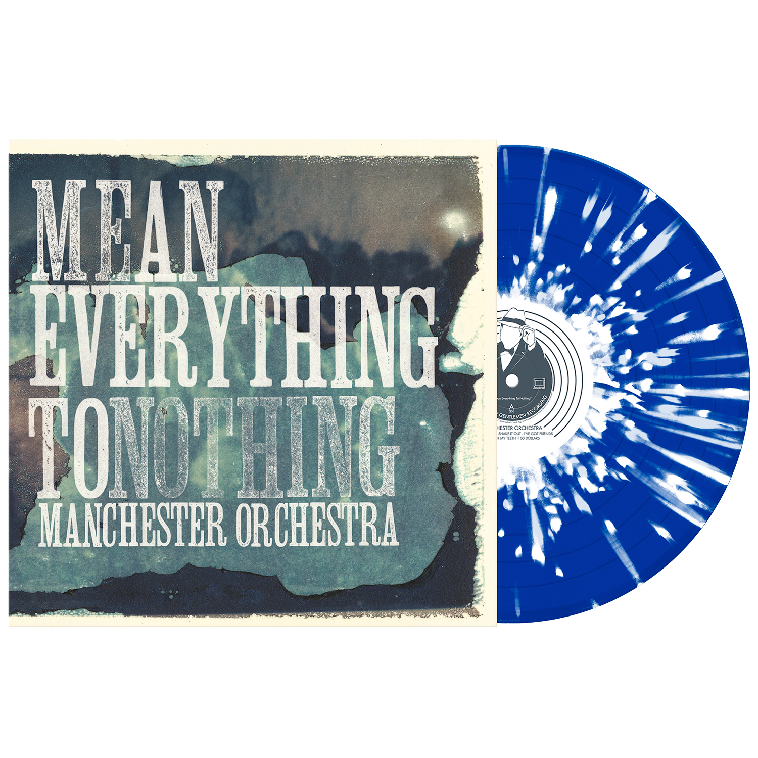 Limited Edition Mean Everything to Nothing Vinyl (6th Pressing)