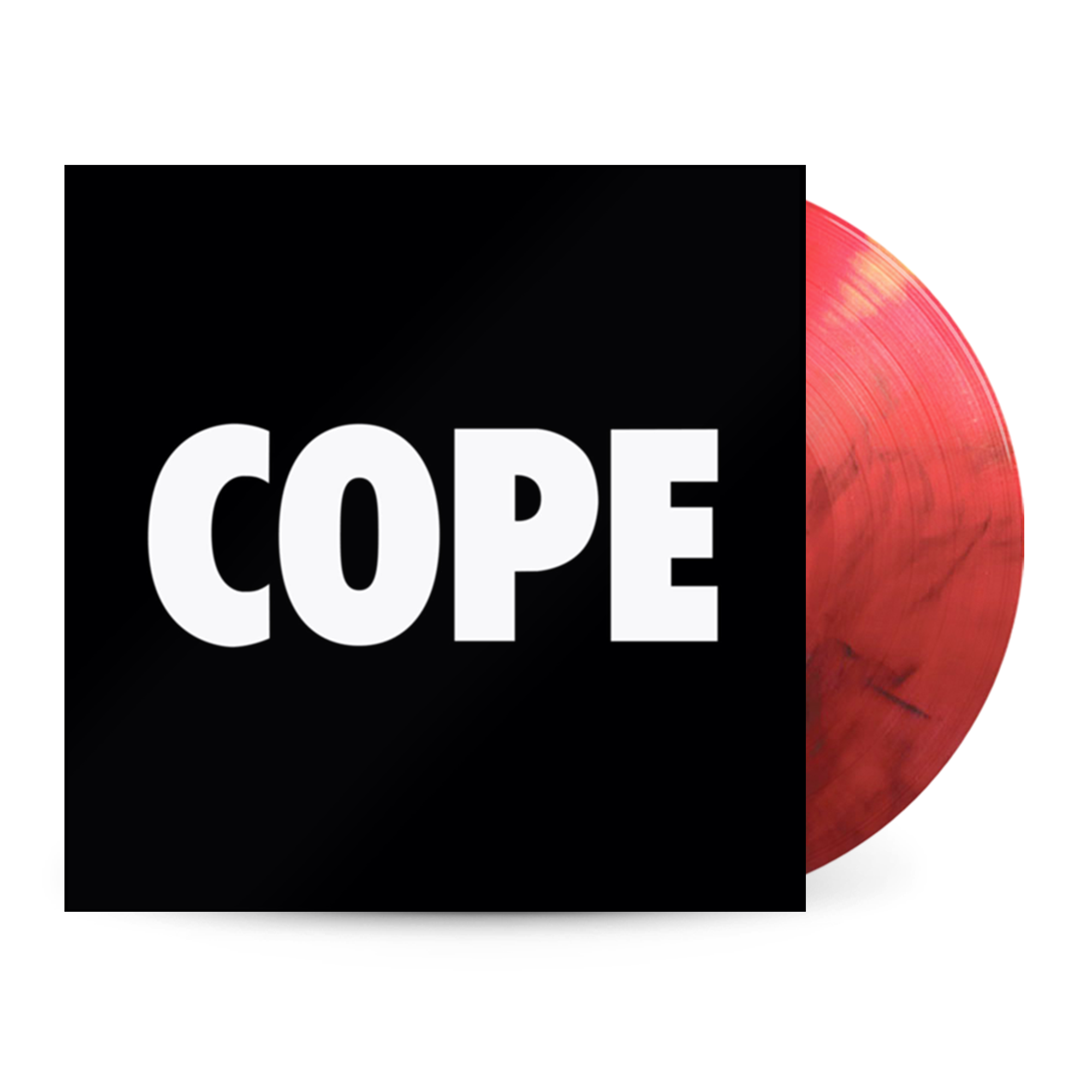 Limited Edition COPE Vinyl (2nd Pressing)