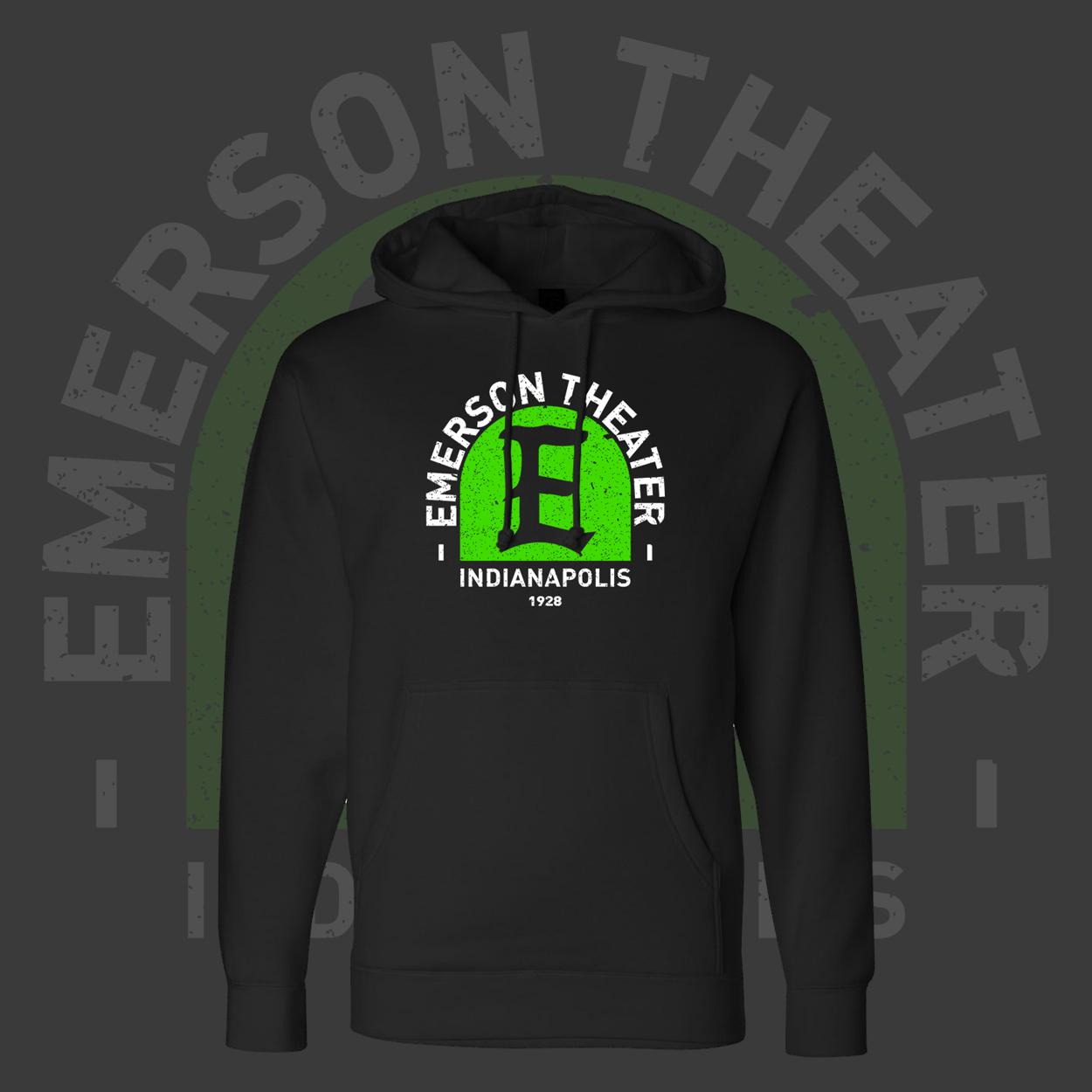 Emerson Logo Hoodie